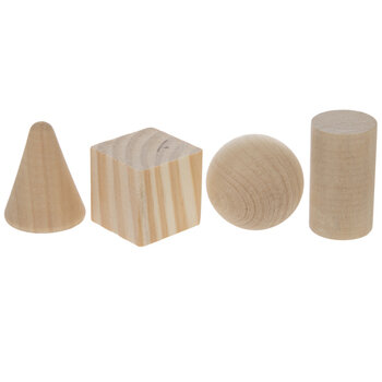 Assorted Wood Shapes