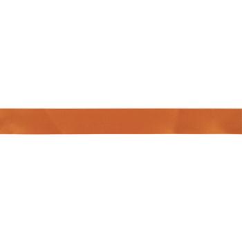 "Orange Double-Face Satin Ribbon - 7/8"""