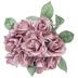 Mauve Carolina True Touch Rose Bouquet