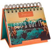 God's Got It Perpetual Day Calendar