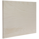 "Rectangle Wood Blank Canvas - 18"" x 14"""