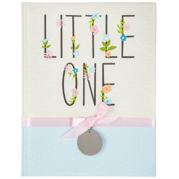 Little One Baby Girl Memory Book