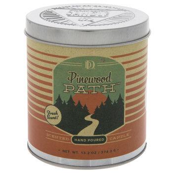 Pinewood Path Candle Tin