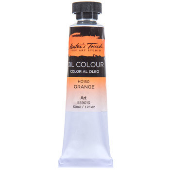 Orange Master's Touch Oil Paint - 1.7 Ounce
