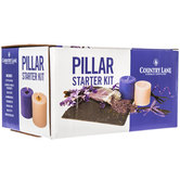 Pillar Candle Starter Kit