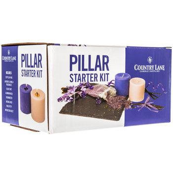 Pillar Candle Starter Kit