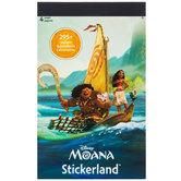Moana Stickerland Stickers