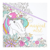 Magical Mist Coloring Book