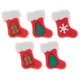 Christmas Stocking Shank Buttons