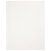 "White Pearlized Cardstock Paper - 8 1/2"" x 11"""