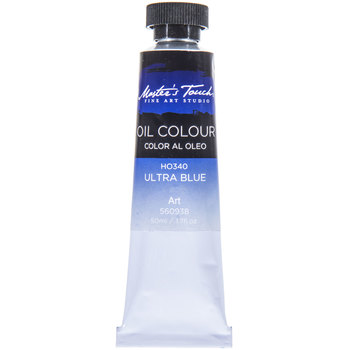 Ultra Blue Master's Touch Oil Paint - 1.7 Ounce