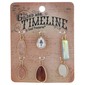 Assorted Glass Charms