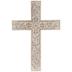 Damask Engraved Wall Cross