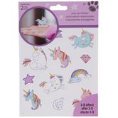 Unicorn Pop Up Stickers
