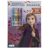 Frozen 2 Coloring & Activity Book