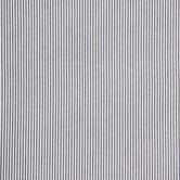 Navy & White Seersucker Striped Fabric