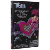 Troll World Tour Valentines With Tattoos