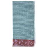 Blue & Pink Digital Striped Cloth Napkin