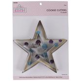 Star Metal Cookie Cutters