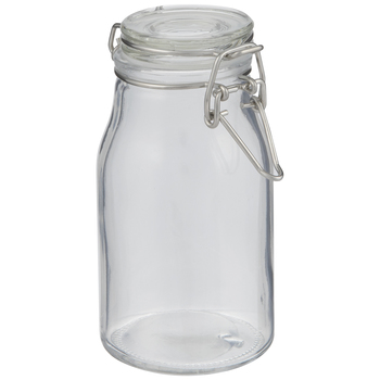 Milk Bottle Glass Mason Jar