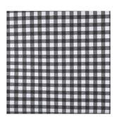 Black & White Buffalo Check Bulletin Board Paper