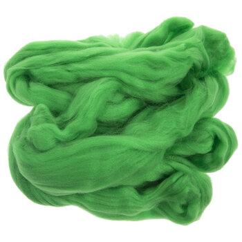 Neon Green Craft Fluff