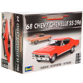 1968 Chevy Chevelle SS 396 Model Kit