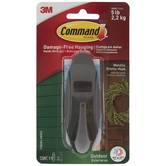 Bronze Outdoor Command Hook