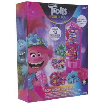 Trolls World Tour Scrunchie Maker