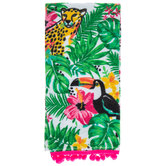 Jungle Kitchen Towel