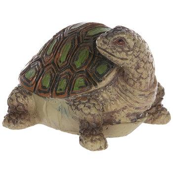 Turtle Looking Back Left