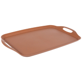 Brown Speckled Tray