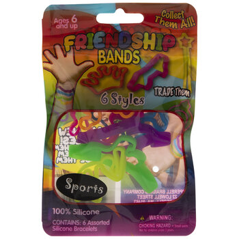 Sports Friendship Bands