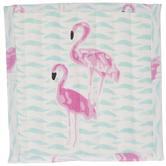 Abstract Flamingo Pot Holder