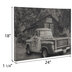 Vintage Truck & Barn Canvas Wall Decor