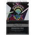 Black Master's Touch Drawing Paper Pad - 7