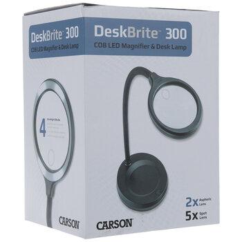 DeskBrite 300 Magnifier & Desk Lamp
