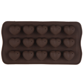 Hearts Silicone Chocolate Mold
