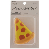 Pepperoni Pizza Slice Squishy Sticker