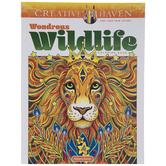 Wondrous Wildlife Coloring Book