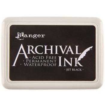 Jet Black Ranger Archival Dye Ink Pad