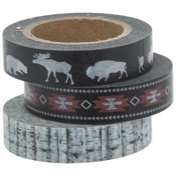 Lumberjack Washi Tape