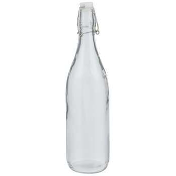 Round Glass Bottle