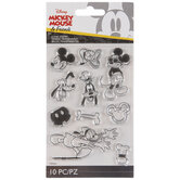 Mickey Mouse & Friends Clear Stamps