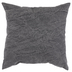 Gray Stonewashed Pillow Cover