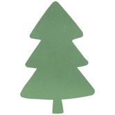 Green Christmas Tree Craft Kit