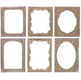Copper Curio Frames
