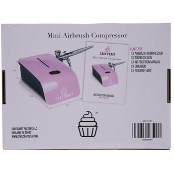 Cake Craft Airbrush Compressor