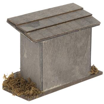 Miniature Chicken Coop