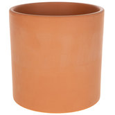 Terra Cotta Cylinder Pot